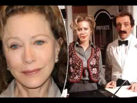 Connie Booth remembers Andrew Sachs in touching tribute to late Fawlty Towers co star