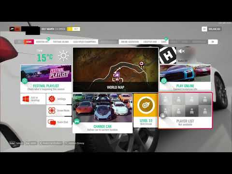 Forza Horizon 4 - Credits and Influence Points Hack (Cheat Engine) (Money and XP Cheat)