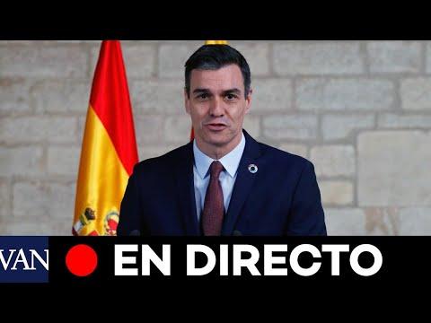 DIRECTO   Rueda de prensa de Pedro Sánchez tras la reunión con Quim Torra en la Generalitat