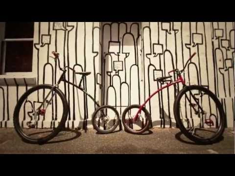 """The buck20 - (36"""" Penny Farthing)"""