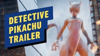 Pokémon Detective Pikachu Trailer 2 (2019) Ryan Reynolds, Justice Smith