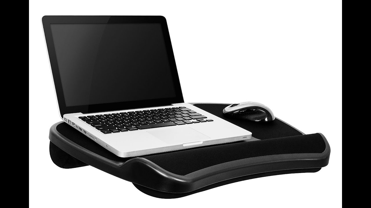 Review Lapgear Xl Laptop Lapdesk 45492 Youtube