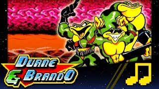 WAR FROGS FROM OUTER SPACE | Duane & BrandO