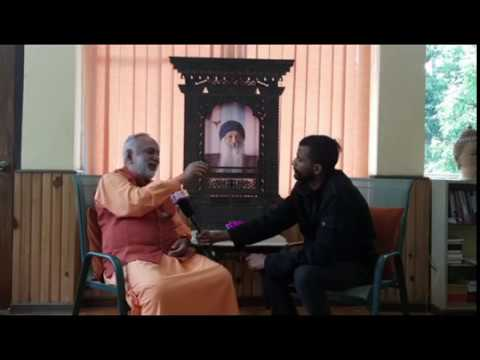 Swami Anand Arun Interview on CanadaNepal.net Online TV