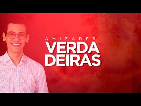 AMIZADES VERDADEIRAS - Pedro Dias