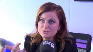 Amy Poehler talks Inside Out & Saturday Night Live