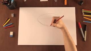 Cómo dibujar cruce de líneas y de eclosión