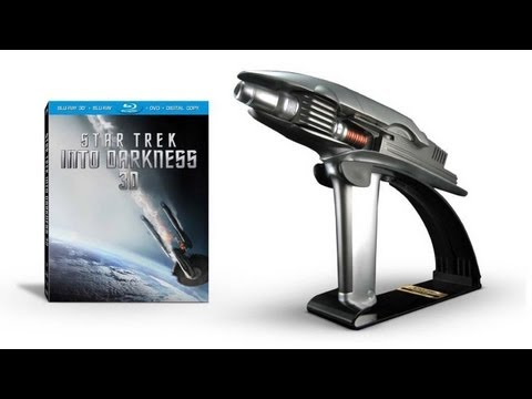 'Star Trek Into Darkness' Blu-Ray Already Available For Pre-Order