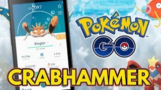 Is Crabhammer Good? | Pokemon GO