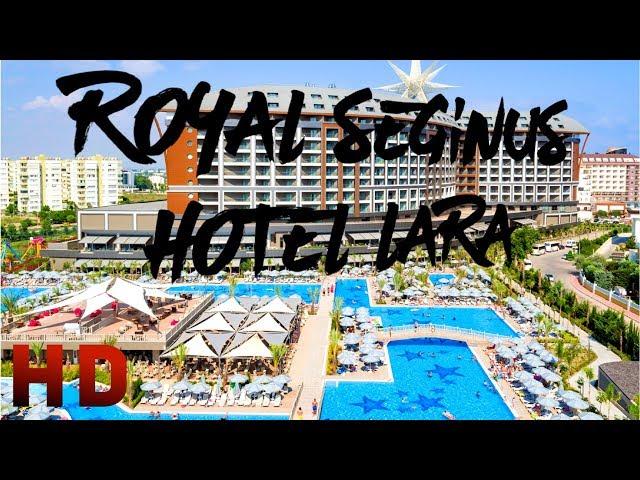 Hotel Royal Seginus Lara Turkei Travelerbase Traveling Tips