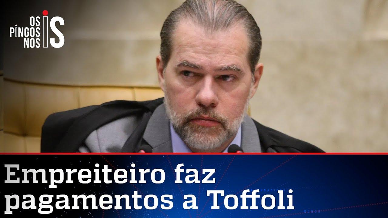 Veja antes que o STF censure: Odebrecht delata Toffoli