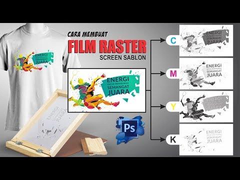 cara-merubah-foto-menjadi-raster-halftone-screen-sablon---tutorial-photoshop
