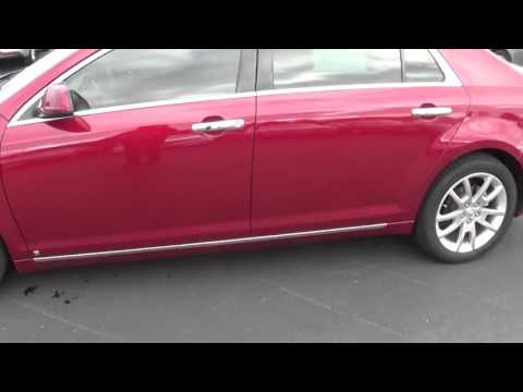 2009 Chevrolet Malibu LTZ