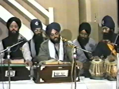 East Ham Keertan 14 Oct 1989 VHS Conversion