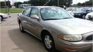 2001 Buick LeSabre Used Cars Augusta KS