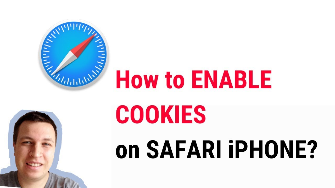 How to ENABLE COOKIES on Safari iPhone?