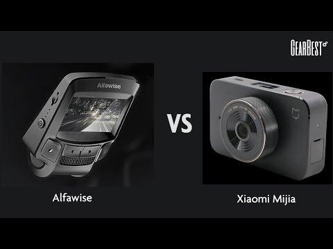 Alfawsie Car Camera & XiaoMi - GearBest.com