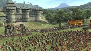 MEDIEVAL 2: Total War - Gameplay (PC/UHD)