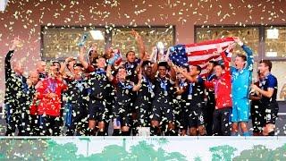 U20MNT vs. Honduras: Highlights - Mar. 5, 2017