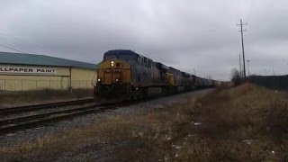 Video Csx potash train nb at Flint Michigan download MP3, 3GP, MP4, WEBM, AVI, FLV April 2018