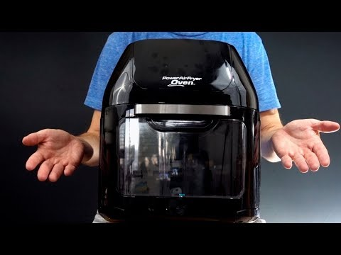 power-airfryer-oven-review:-first-look
