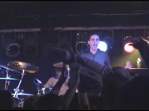 Glassjaw With 40 Below Summer And Spineshank At Birchill Nightclub 1/27/2001