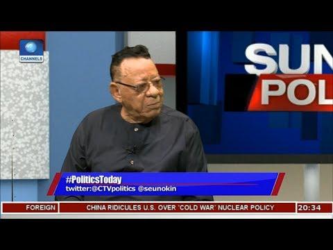 We've Never Had A Leader Who Can Move Nigeria Forward - Robert Clarke Pt. 1 | Sunday Politics |