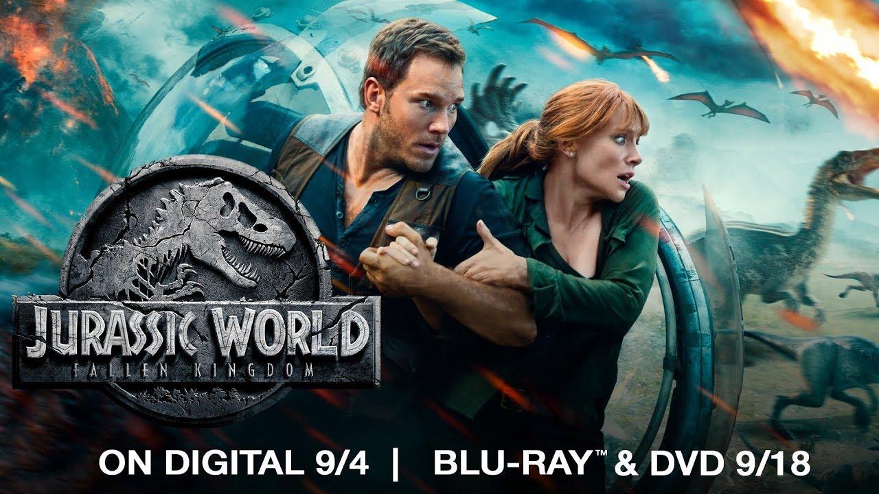 Jurassic World: Fallen Kingdom | Jurassic World