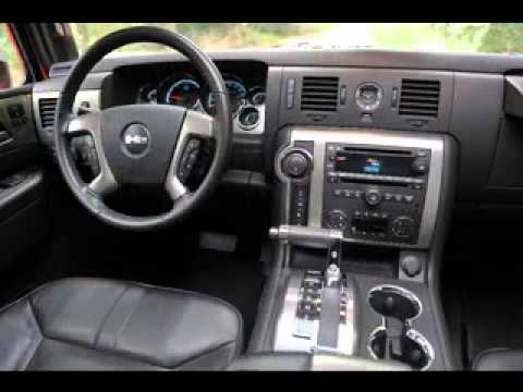 2013 Hummer H2 Interior Youtube
