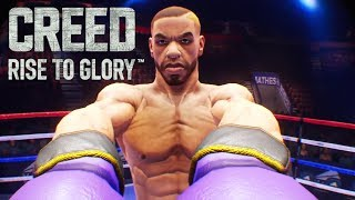 [PS4 Pro VR] Creed: Rise to Glory - vs Bobby Nash (The Operator)