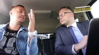 Gazas Dugnas TV perka auto iš JAV