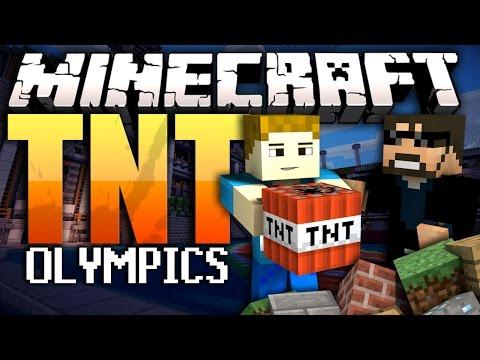 Minecraft olympics tnt download