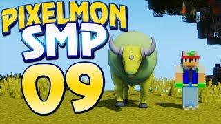 BATTLING MASTERS!!! | Pixelmon SMP - Ep.9