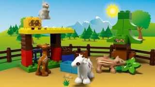 Конструктор Lego Duplo 10582 Лего Дупло Лесные животные