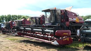 Как отремонтируешь комбайн, так и пожнёшь урожай - амурские хозяйства проходят проверку техники