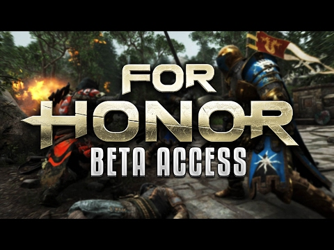 For Honor - How To Download/Play For Honor Open Beta [PC,Xbox One and PS4]