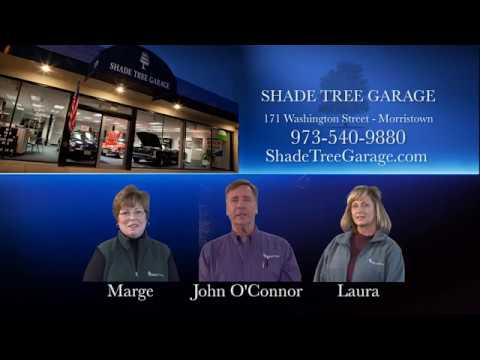Auto Repair Services Shade Tree Garage