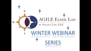 Winter Webinar Series #4: Information for Adult Children Caring for Their Parents
