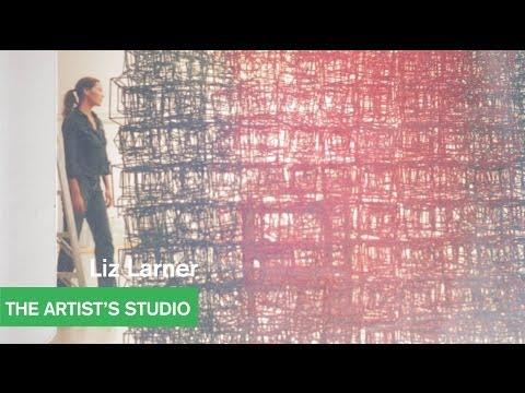 Liz Larner - The Artist's Studio - MOCAtv