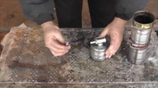 видео дымогенератор для холодного копчения