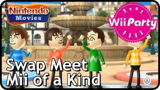 Wii Party - Swap Meet/Mii of a Kind (Multiplayer)