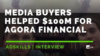How These 2 Media Buyers Helped Make $100m For Agora Financial