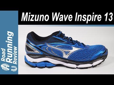 mizuno wave inspire 13 hombre azul