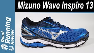 Mizuno Wave Inspire 13 Review