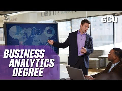 GCU Online Degree Programs | Online Business Analytics Programs