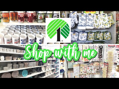 DOLLAR TREE SHOP WITH ME| NEW AT DOLLAR TREE| DOLLAR STORE SUMMER 2020| NEW FINDS| COME WITH ME DT