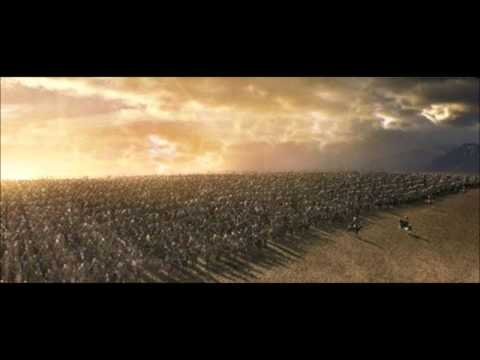 Charge of the Rohirrim Soundtrack - NEW EPIC VERSION