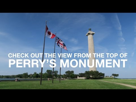 Perry's Victory Monument   Put-In-Bay, OH