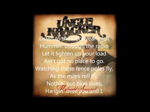 Uncle Kracker Blue Skies Lyrics