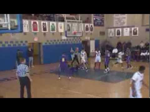 Walter King's Junior Year at Archbishop Stepinac High School